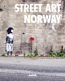 Street Art Norway – Kontur forlag